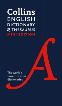 Collins Mini Dictionary & Thesaurus, Paperback Book
