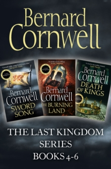 The Last Kingdom Series Books 4-6, EPUB eBook