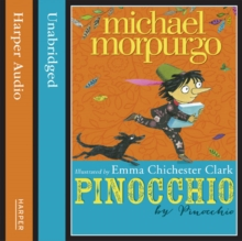 Pinocchio, CD-Audio Book