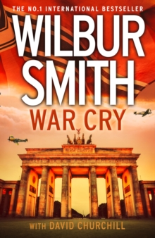 War Cry, Hardback Book