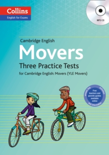 Practice Tests for Movers : Yle, Paperback Book