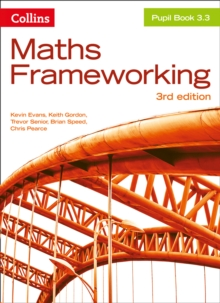 KS3 Maths Pupil Book 3.3, Paperback Book