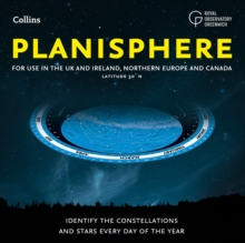 Planisphere : Latitude 50 DegreesN - for Use in the Uk and Ireland, Northern Europe and Canada, Other cartographic Book