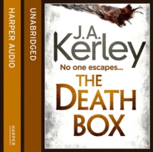 The Death Box (Carson Ryder, Book 10), eAudiobook MP3 eaudioBook