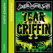 Year of the Griffin, eAudiobook MP3 eaudioBook