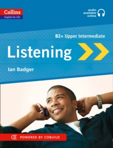 Listening : B2, Mixed media product Book
