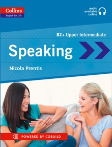 Speaking : B2, Mixed media product Book