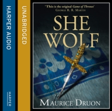 The She-Wolf (The Accursed Kings, Book 5), eAudiobook MP3 eaudioBook