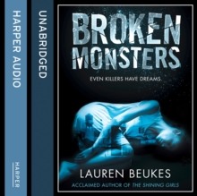 Broken Monsters, eAudiobook MP3 eaudioBook