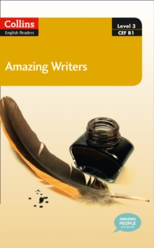 Amazing Writers : B1, Paperback / softback Book