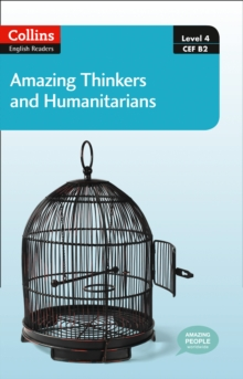 Amazing Thinkers & Humanitarians : B2, Paperback / softback Book