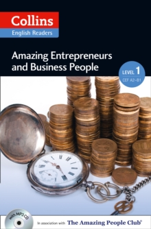 Amazing Entrepreneurs & Business People : A2, Paperback Book