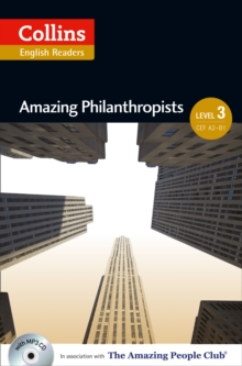Amazing Philanthropists : B1, Mixed media product Book
