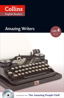 Amazing Writers : B2, Mixed media product Book