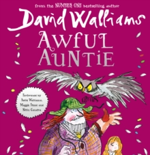Awful Auntie, CD-Audio Book