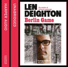 Berlin Game, eAudiobook MP3 eaudioBook
