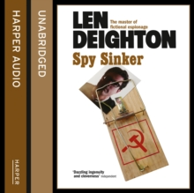 Spy Sinker, eAudiobook MP3 eaudioBook