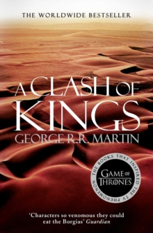 A Clash of Kings, Paperback / softback Book