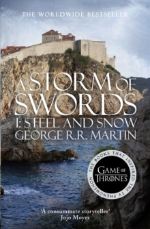 A Storm of Swords: Part 1 Steel and Snow, Paperback / softback Book
