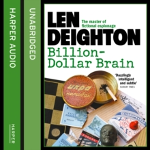 Billion-Dollar Brain, eAudiobook MP3 eaudioBook