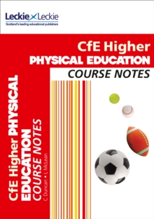 CfE Higher Physical Education Course Notes, Paperback Book