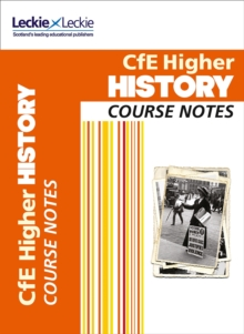 CFE Higher History Course Notes, Paperback Book