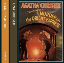 Murder on the Orient Express, eAudiobook MP3 eaudioBook