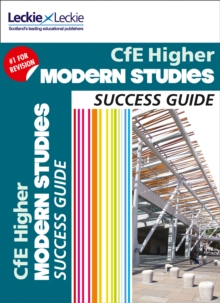 CFE Higher Modern Studies Success Guide, Paperback Book