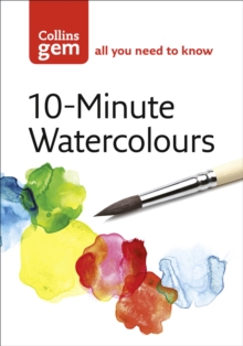 10-Minute Watercolours, EPUB eBook