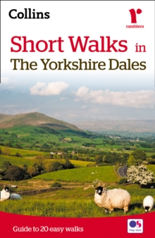 Short walks in the Yorkshire Dales, Paperback Book