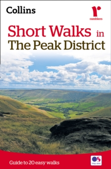Short walks in the Peak District, Paperback Book