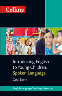 Collins Introducing English to Young Children: Spoken Language, EPUB eBook
