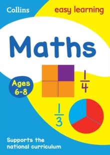 Maths Ages 6-8 : Ideal for Home Learning, Paperback / softback Book