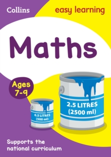 Maths Ages 7-9, Paperback Book