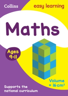 Maths Ages 9-11, Paperback Book