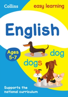 English Ages 5-7, Paperback Book
