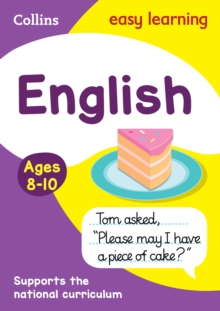 English Ages 8-10, Paperback Book