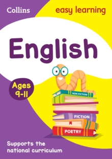 English Ages 9-11, Paperback / softback Book