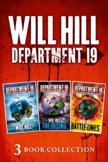 Department 19 - 3 Book Collection (Department 19, The Rising, Battle Lines) (Department 19), EPUB eBook