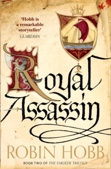 Royal Assassin, Paperback Book