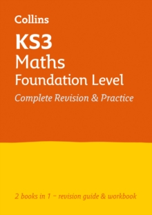 KS3 Maths (Standard) All-in-One Revision and Practice, Paperback Book