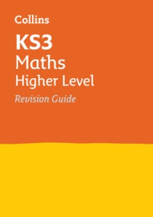 KS3 Maths (Advanced) Revision Guide, Paperback Book