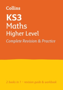 KS3 Maths (Advanced) All-in-One Revision and Practice, Paperback Book