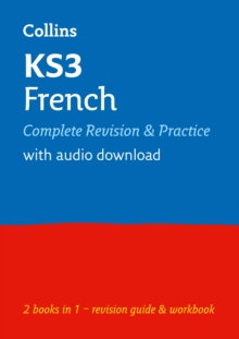KS3 French All-in-One Revision and Practice, Paperback Book