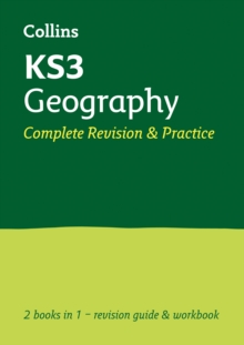 KS3 Geography All-in-One Revision and Practice, Paperback Book