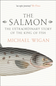 The Salmon : The Extraordinary Story of the King of Fish, Paperback / softback Book