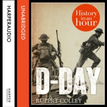 D-Day, eAudiobook MP3 eaudioBook