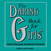 The Daring Book for Girls, eAudiobook MP3 eaudioBook