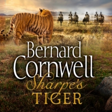 Sharpea€™s Tiger: The Siege of Seringapatam, 1799 (The Sharpe Series, Book 1), eAudiobook MP3 eaudioBook