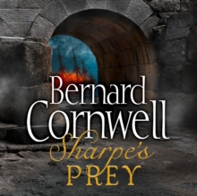 Sharpea€™s Prey: The Expedition to Copenhagen, 1807 (The Sharpe Series, Book 5), eAudiobook MP3 eaudioBook